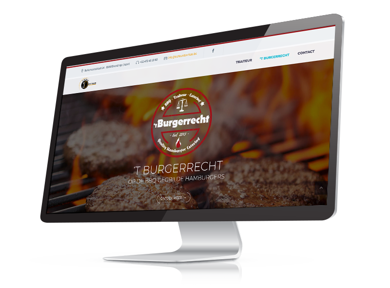 Website voor www.burgerrecht.be